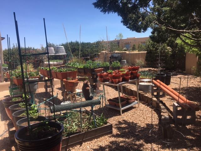 J Peters Garden of Eatin Full View