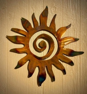 Spiral Sun 500x541